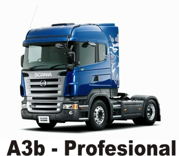 BREVETE A3B PROFESIONAL AREQUIPA